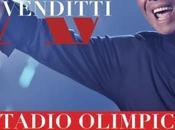 """ANTONELLO VENDITTI: aprile esce nuovo album inediti """"TORTUGA""""; settembre l'atteso ritorno live allo STADIO OLIMPICO ROMA"""