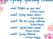 Tag: Spring Sparkling Challenge Brights your skin!