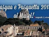 Musei gratis Pasqua 2015 aperti Pasquetta: ecco l'elenco