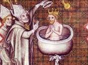Simbologia profonda: l'olio riti cristiani.