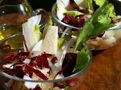 Un'insalata freschissima seppia la...fossa dell'orchestra