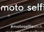 Motorola annuncia Moto Selfie Stick