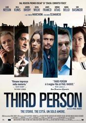 Recensione vibrante poetico film THIRD PERSON