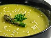 Crema asparagi Asparagus cream recipe