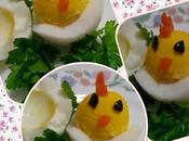 Pulcini uova sode