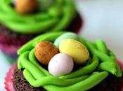 Muffin cioccolato Pasqua