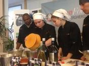 Alassio: Italian Food Riviera Class Expo- Scuola lezione chef Johnson Maruma