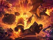 Hearthstone: Heroes Warcraft, Massiccio Roccianera prente vita, ecco carte immagini