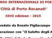 """XXVI ediz. Premio Internazionale Poesia """"Città Porto Recanati"""""""