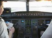 piloti depresso maschera alle compagnie aeree