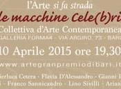 BARI: L'Arte Gran Premio Bari Macchine Cele(b)ri collettiva d'arte contemporanea