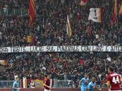 Roma punita striscioni della vergogna