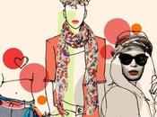 IlluFashion: foulard come?