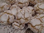 Biscottini alla Farina mandorle limone...per Contest