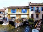 Borghetto Valeggio Mincio, antico villaggio mulini fiume