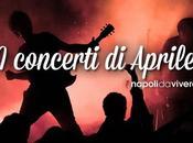 Concerti Napoli: appuntamenti Aprile 2015