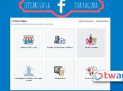 Come ottimizzare Pagina Facebook