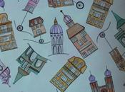 [sketching time] Città Incantata Barchette Baby Print