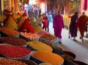 Marrakech cogliere primi sentori primavera