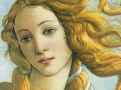 Schema punto croce: volto Venere Botticelli