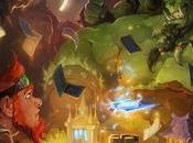 nuova espansione Hearthstone: Heroes Warcraft arrivo quest'anno Notizia