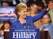 Hillary Clinton lancia corsa alla Casa Bianca