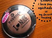 ESSENCE love nude eyeshadow n.05 favorite tauping