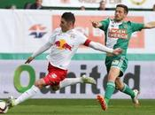 "Rapid Vienna-Salisburgo 3-3: ""Tori"" rimontati dallo 0-3, decide Prosenik recupero"