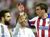 Atletico Madrid-Real Madrid 0-0: derby d'andata corrida reti bianche