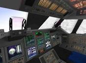 """simulatore Space Shuttle iPhone iPad """"F-Sim"""" (Video)"""