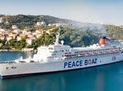Arriva Napoli Peace Boat: messaggio pace sopravvissuti Hiroshima