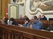 PAVIA. mozioni approvate maggioranza lascia l'aula Casa Pound oggi