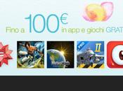 100€ Giochi Applicazioni regalo Amazon App-Shop