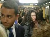 Luigi Maio. scorta, cittadini. L'auto blu, metropolitana.