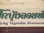 verdura vola Pattaya, Thailandia