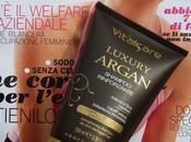 Edicolando bellezza Donna Moderna Aprile 2015) regala shampoo Vitalcare Luxury Argan