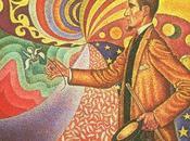 Ritratto Félix Fénéon Paul Signac,tra giapponismo astrazione