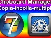 Clipboard Copia incolla Multipli