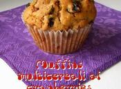 Muffins multicereali light cranberries
