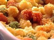 Gnocchetti Multicolor Gratinati Gorgonzola