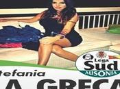 Stefania Greca, miss candidata alle Regionali Stefano Caldoro