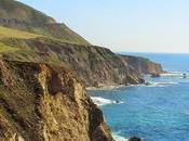 California: road sulla Pacific Highway