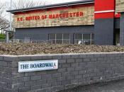 (VIDEO)FC United Manchester, lavori stadio(3^ Parte Aprile 2015)