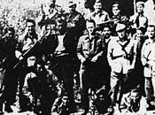 Anniversario della Liberazione Bandiera Circolo Socialista Merizzo (Ms)