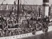 secolo vittime naufragi erano italiani emigranti America