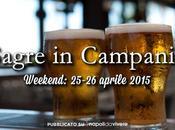 sagre perdere Campania: weekend 25-26 aprile 2015