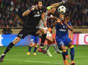 Pagelle Monaco-Juventus 0-0, juventini: Buffon Barzagli sugli scudi