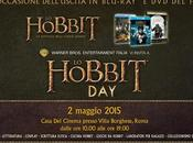 """Arriva Hobbit DAY"""" roma trasforma nella Terra Mezzo Presente anche Tolkieniano Collection"""