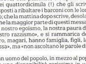 Migrazioni: memoria corta degli italiani nostra solidarietà Gianni Morandi)