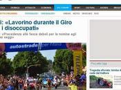 Comune approvi nostre proposte buon senso anzi faccia svolgere lavori socialmente utili disoccupati cassintegrati durante Giro d'Italia!!!